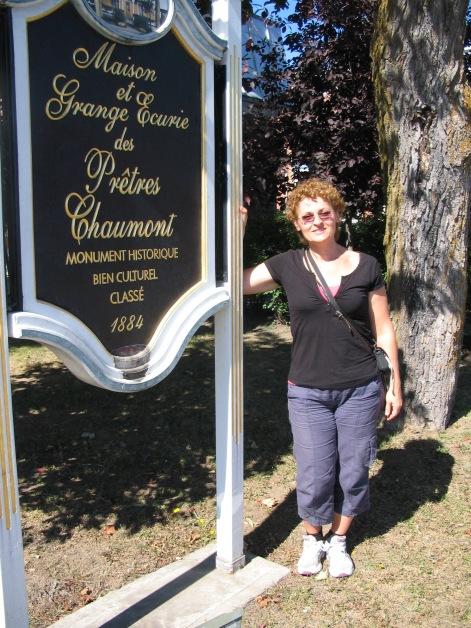 Doris Chaumont wonderful weekend trip to Sainte-Anne-des-Plaines 061