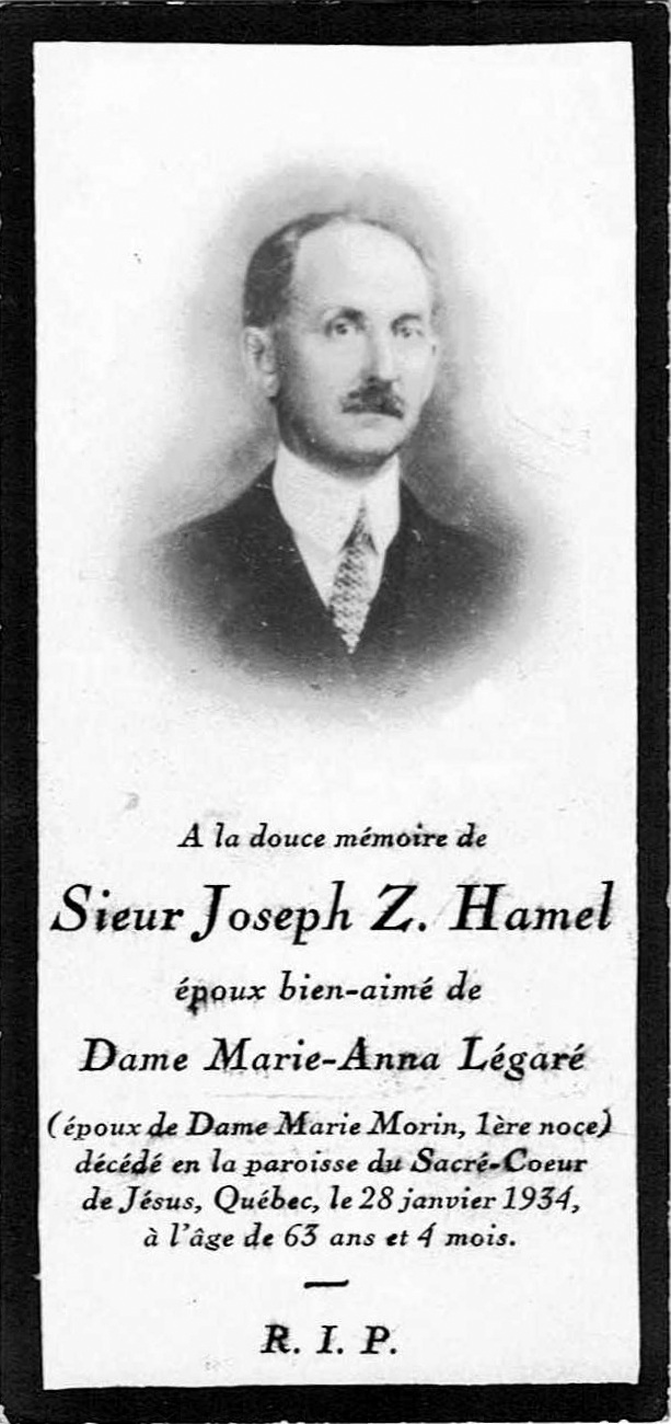 cartes-mortuaires-collection-lise-andree-morin-joseph-z-hamel